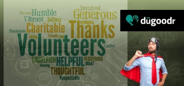 Simple Volunteer Recognition